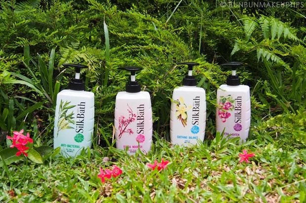 SilkBath-Botanics-Shower-Foam-Review-Singapore-2