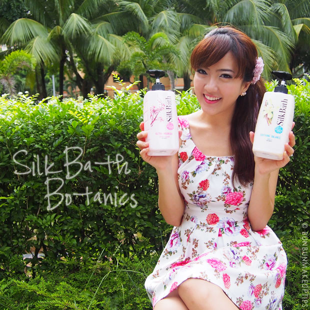 SilkBath-Botanics-Shower-Foam-Review-Singapore-Floral-cover-2
