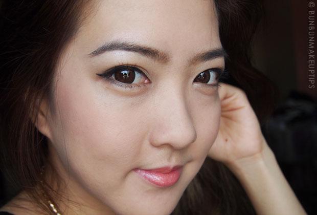 Makeup-Tutorial--Golden-Orange-Eyes-&-Lips-and-Kerastase-Hair-Products_4