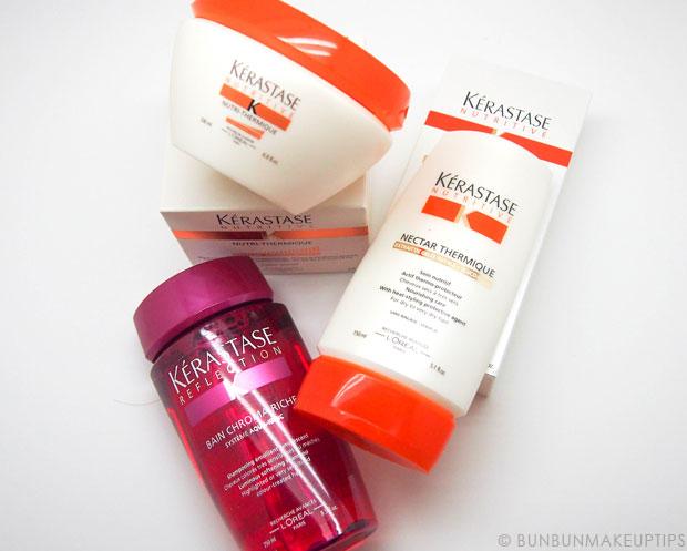 Makeup-Tutorial--Golden-Orange-Eyes-&-Lips-and-Kerastase-Hair-Products_5
