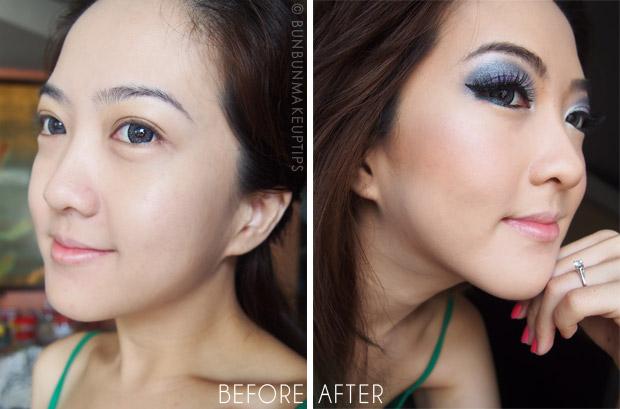bbddbcc52c3 Step-By-Step Latin Ballroom Stage Makeup Tutorial | Bun Bun Makeup ...