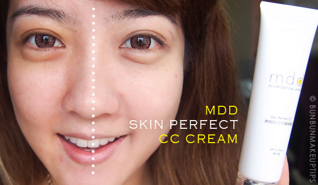 MDD-Skin-Perfect-CC-Cream-SPF30-review_before-after-comparison