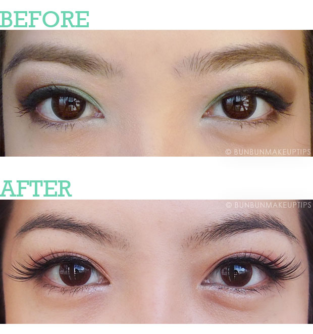 AB-Mezical-Fiber-2-step-by-step-makeup-tutorial_review_BEFORE-AFTER-pictures-1