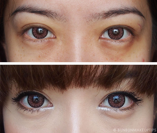 Makeup-Tutorial_How-to-conceal-bruise-scar-with-makeup_before-after-comparison-2
