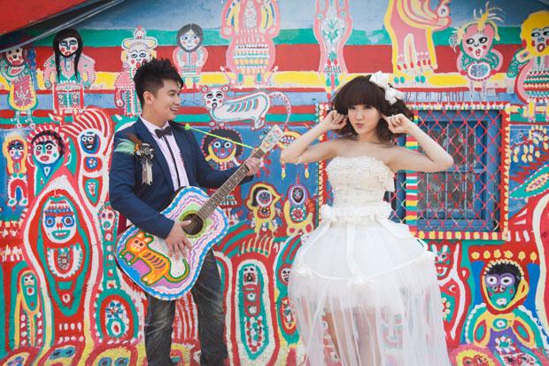 Taiwan Bridal Dresses