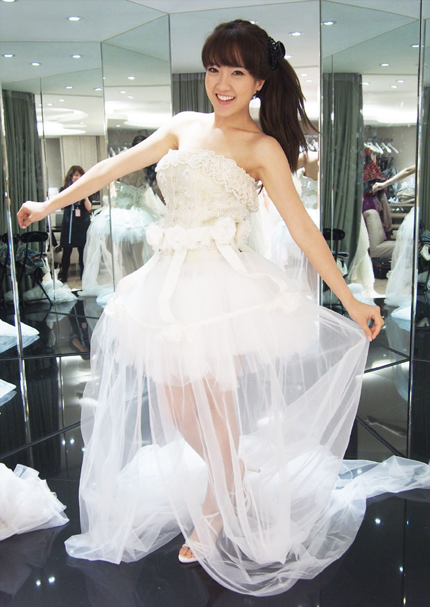 Taiwan Wedding Dresses for Weddings