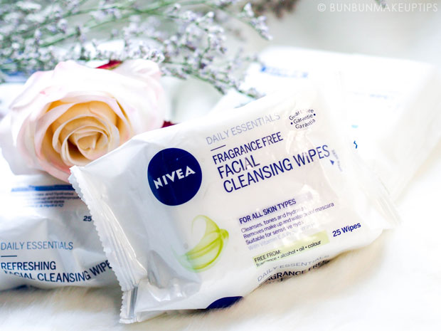 NIVEA-Fragrance-Free-Facial-Cleansing-Wipes-For-Sensitive-Skin-Review_1