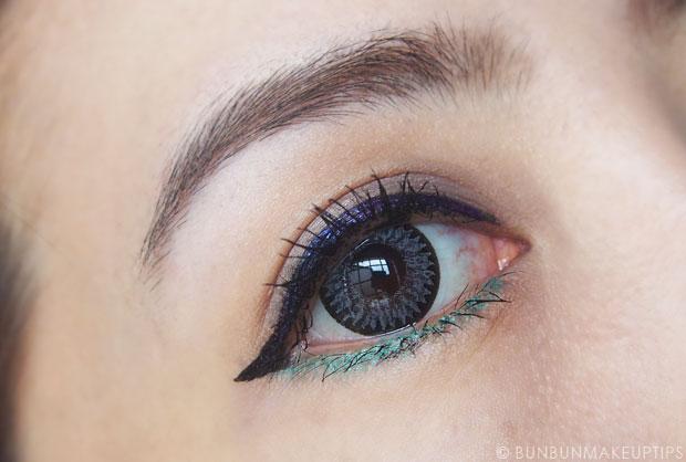 Makeup-Tutorial-Lancome-Artliner-Amethyst-Shu-Uemura-Calligraphink-Eyeliner_1