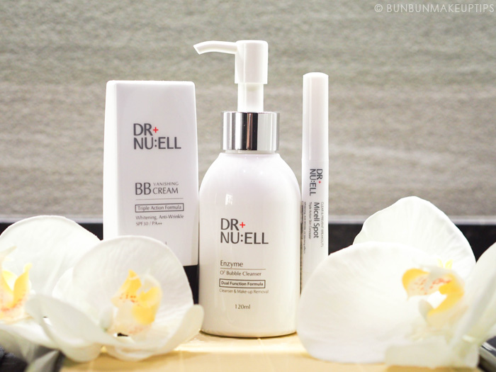Dr-Nuell-Enzyme-O2-Bubble-Cleanser,-BB-Cream,-Micell-Spot-Concealer-Review_2