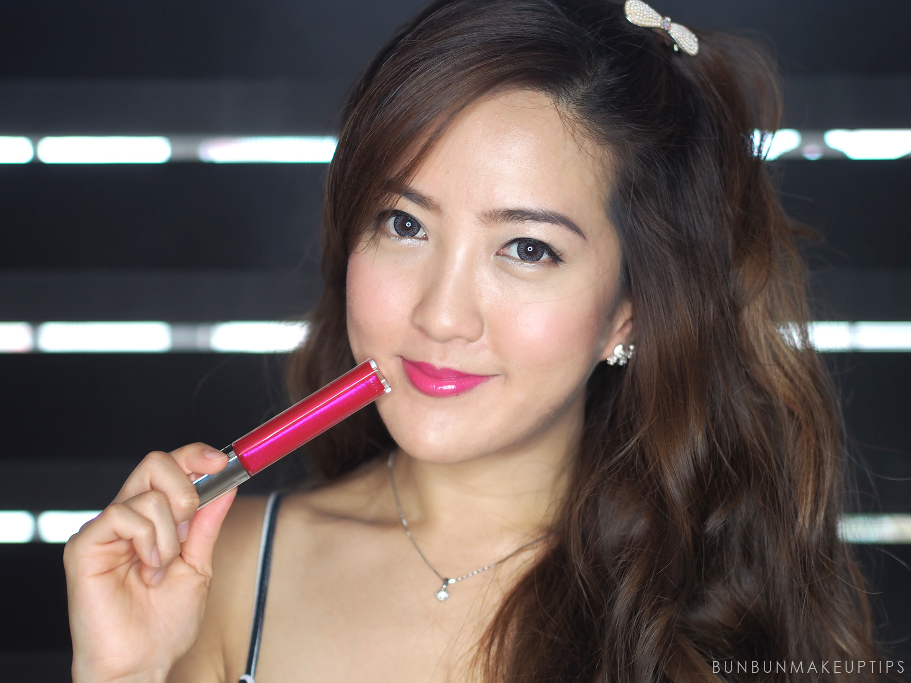 Revlon-Ultra-HD-Lip-Lacquer-Pink-Ruby-Review
