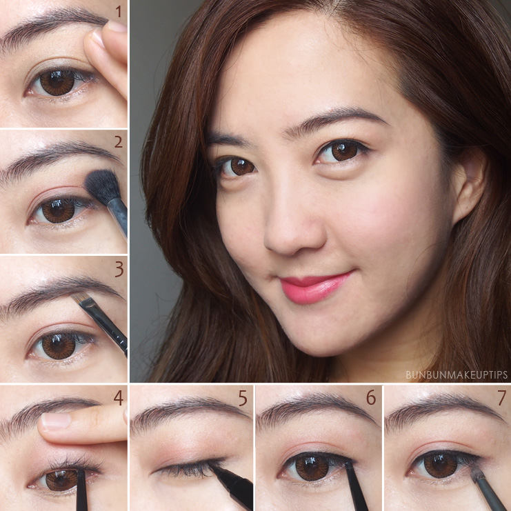 Cheon-Song-Yi-eye-makeup-tutorial_Kate-eyeliners_3