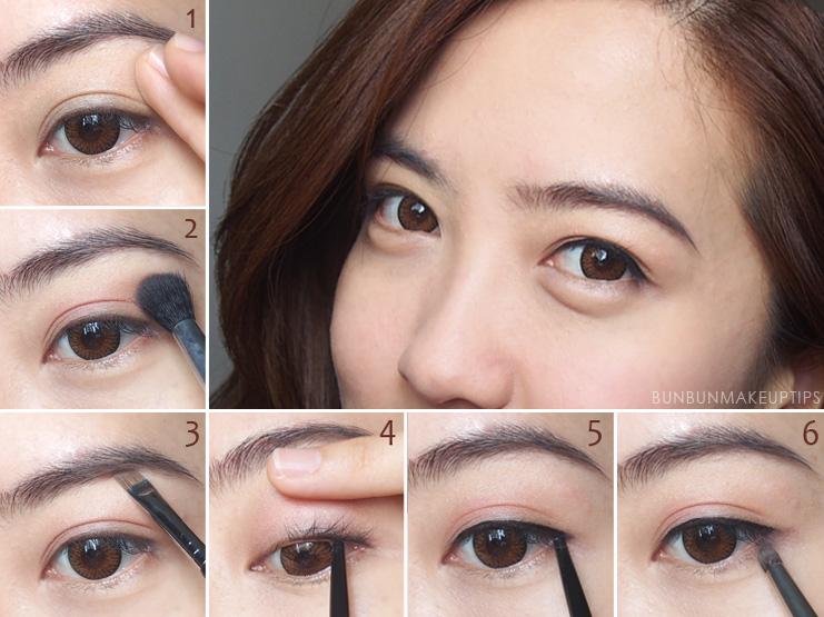 Cheon-Song-Yi-eye-makeup-tutorial_Kate-eyeliners_4