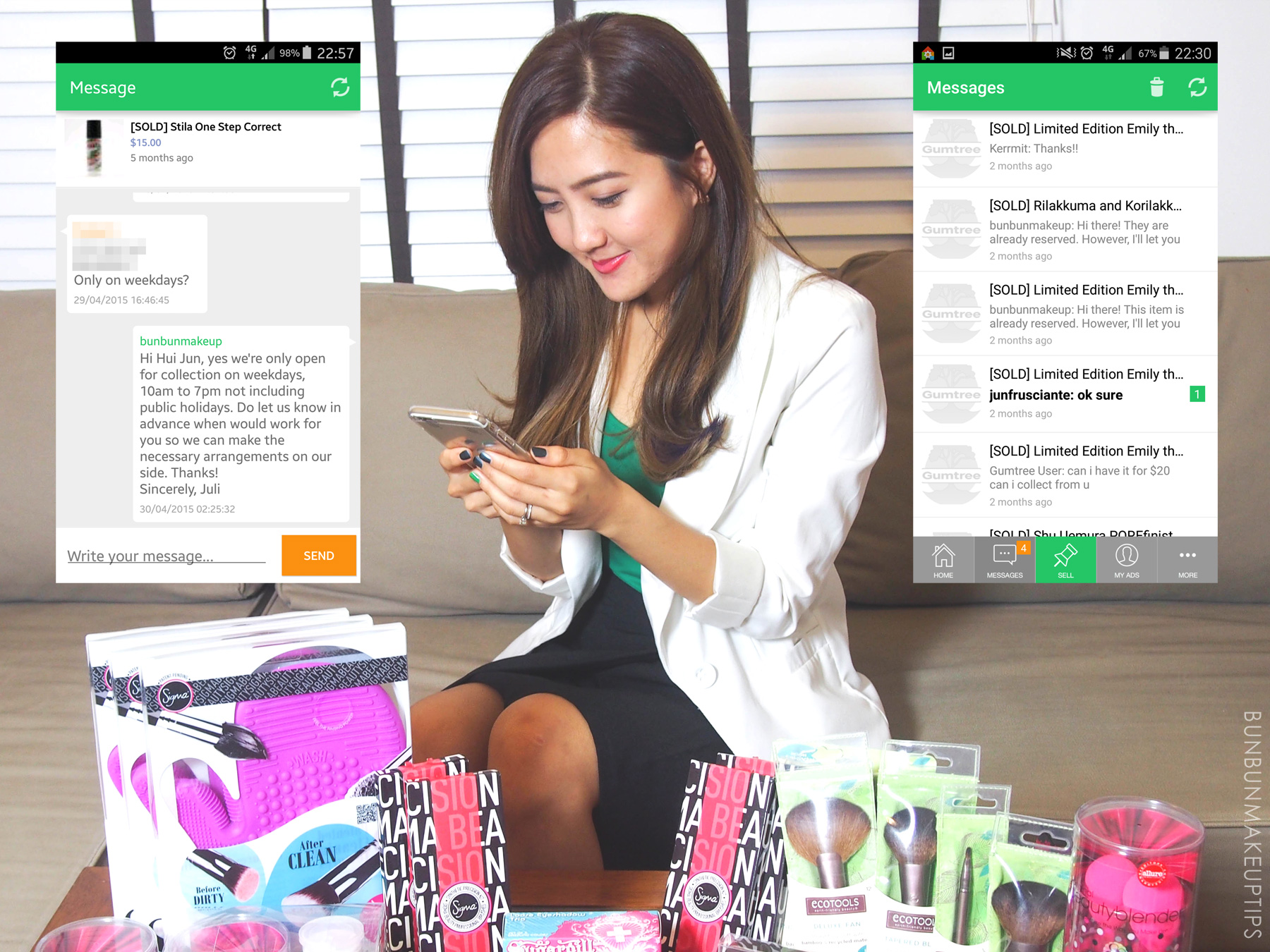 Gumtree-Doll-To-Doll-Cosmetics-Collaboration_7_Chat-messages