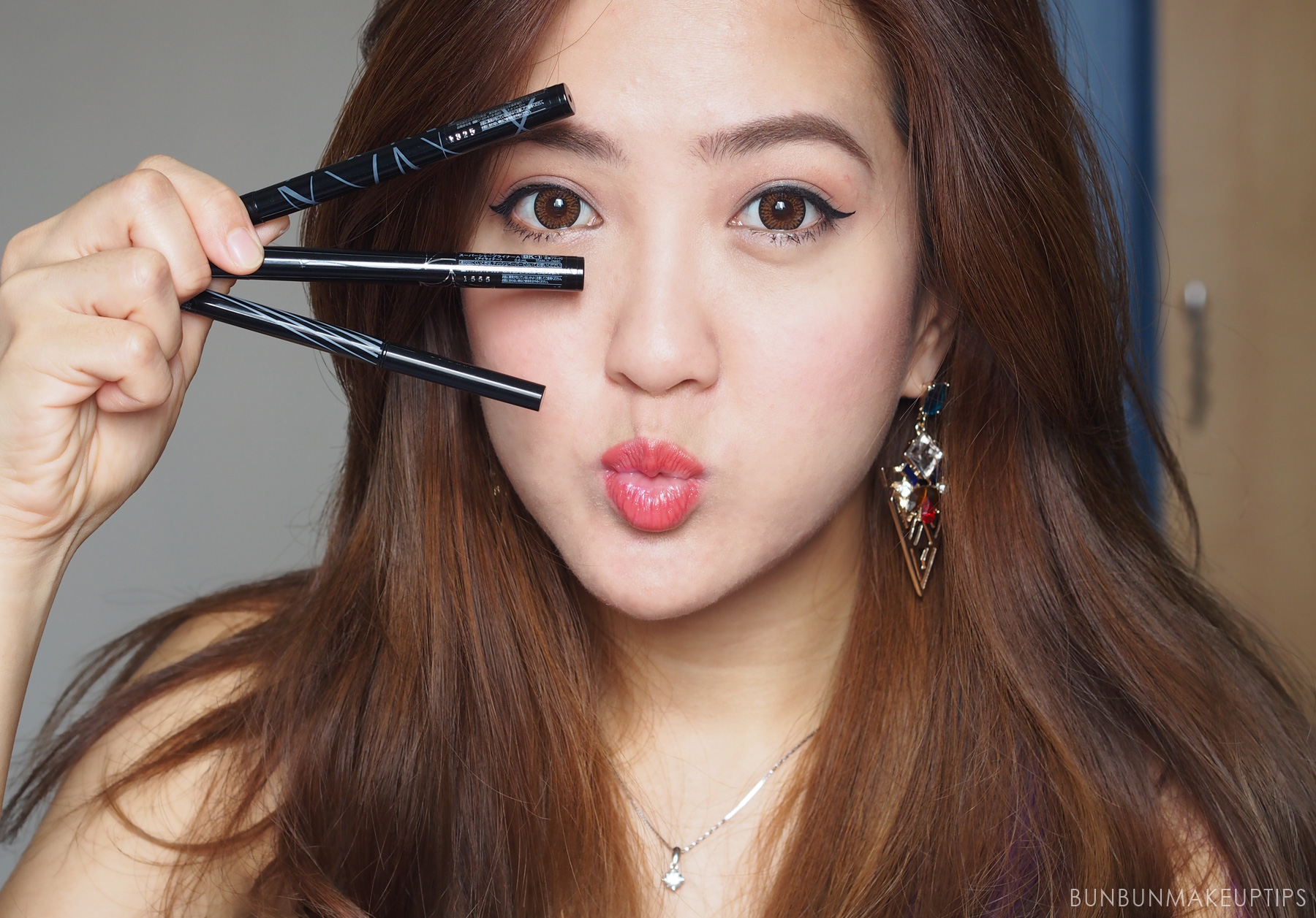 Kate-Super-Sharp-Liner,-Quick-Eyeliner,-Slim-Gel-Pencil-Review_3