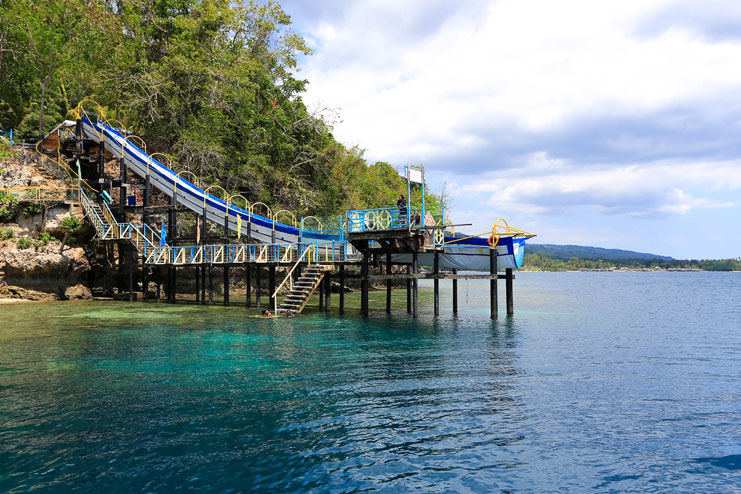 Things-To-Do-In-Davao_Samal-Island-Giant-Waterslide
