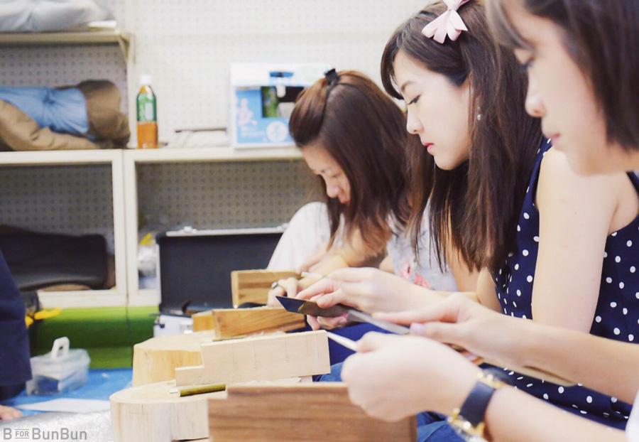 Japan-Yokohama-Toothpick-Making-Ninja-Samurai-Training_1
