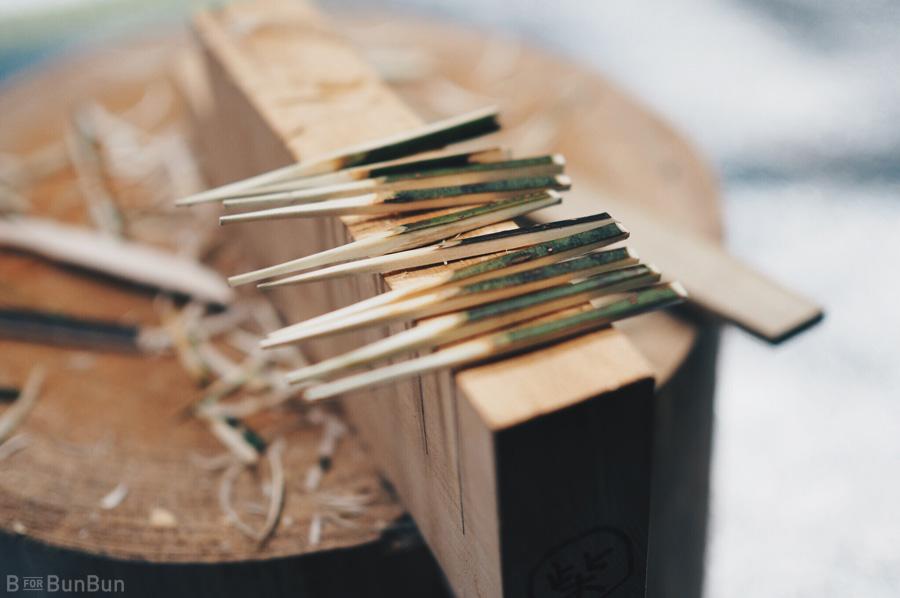 Japan-Yokohama-Toothpick-Making-Ninja-Samurai-Training_2