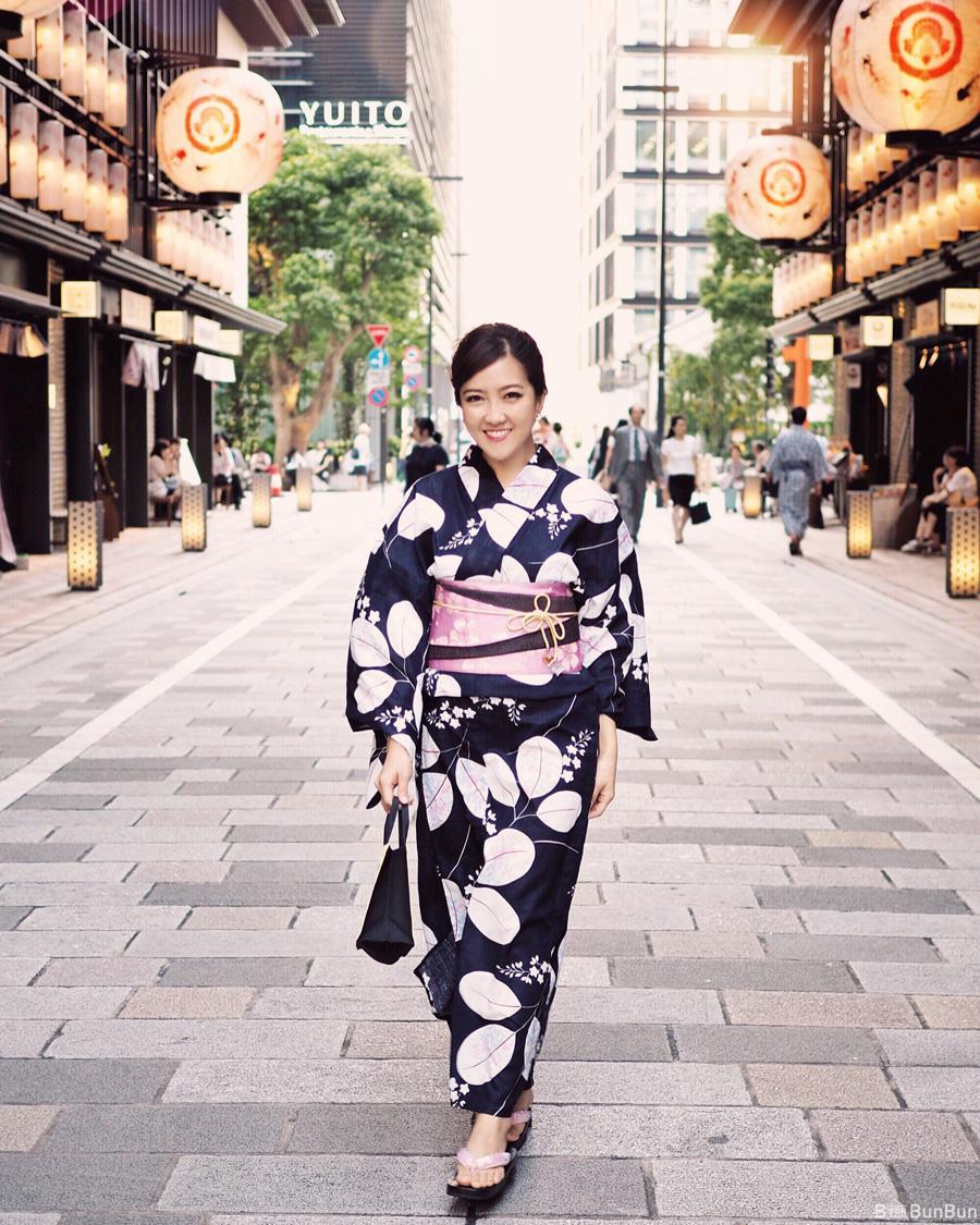 Japan-Yokohama-Tokyo_Nihonbashi-yukata_1