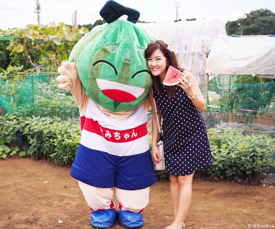 Japan-Yokohama-Tokyo_Watermelon