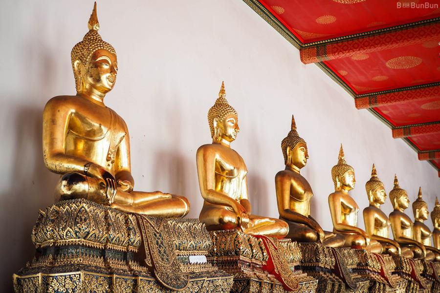 Wat Pho - Temple Of The Reclining Buddha | Bun Bun Makeup