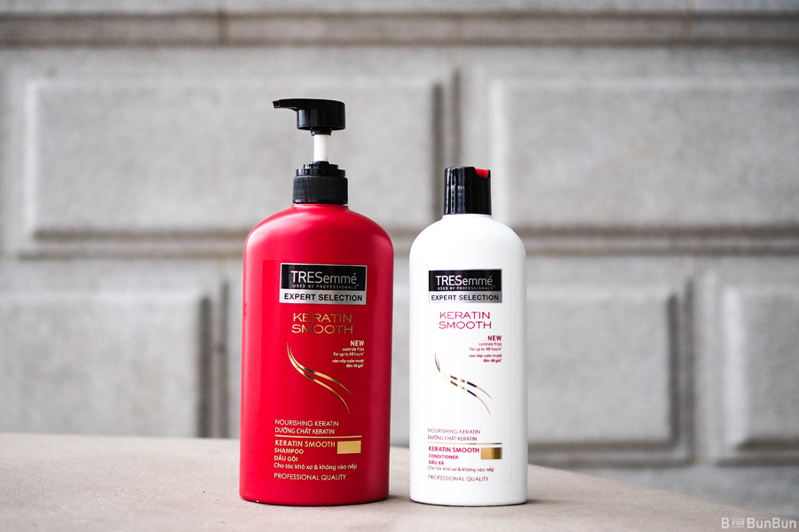 Tresemme-Shampoo-Conditioner-Review_Keratin-Smooth_2