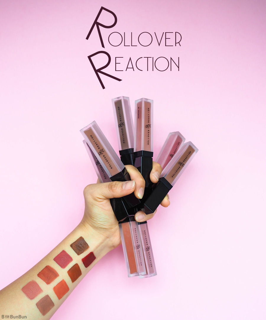 Rolling In The Nude – Rollover Reaction Lip & Cheek Cream Review