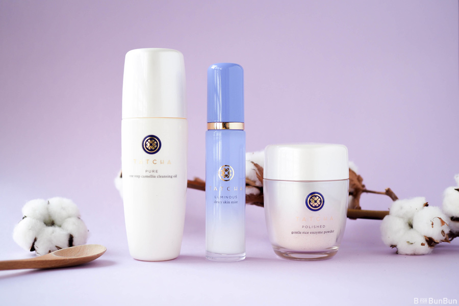 Tatcha-Polished-Gentle-Rice-Enzyme-Powder-Luminous-Dewy-Skin-Mist-Pure-One-Step-Camellia-Cleansing-Oil-Review_2.2