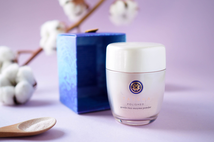 Tatcha-Polished-Gentle-Rice-Enzyme-Powder-Luminous-Dewy-Skin-Mist-Pure-One-Step-Camellia-Cleansing-Oil-Review_4.2
