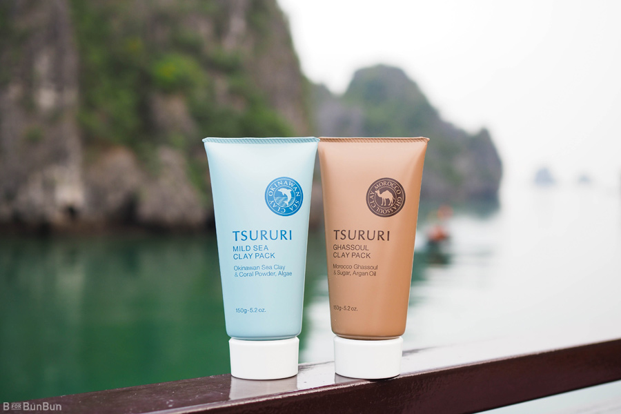 Tsururi-Mild-Sea-Clay-Pack-Ghassoul-Clay-Pack-Mask-Review_1
