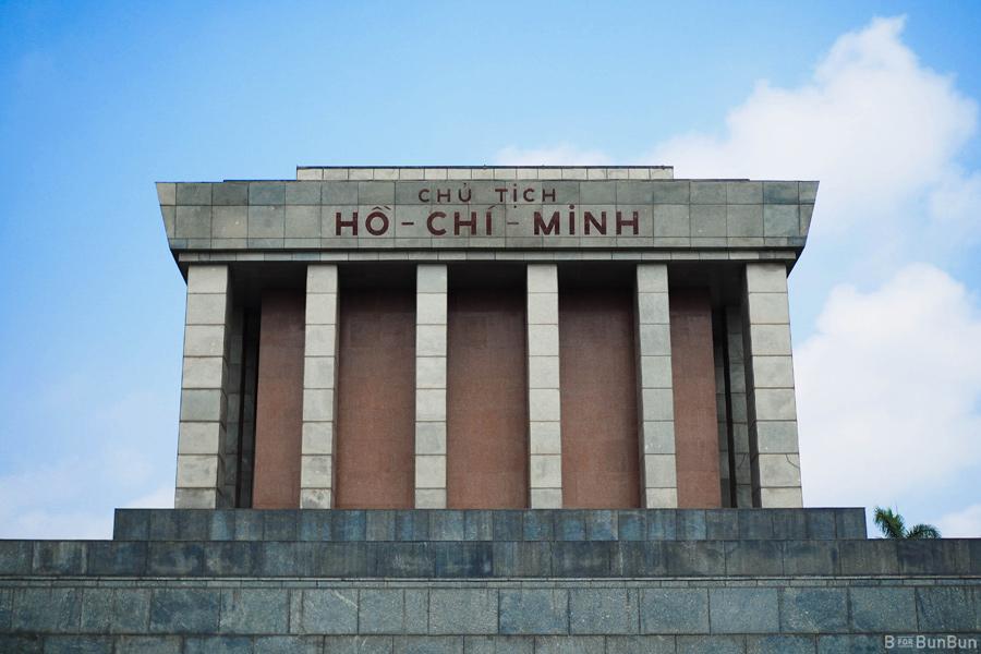 Hanoi-City-Tour-Ho-Chi-Minh-Mausoleum_2