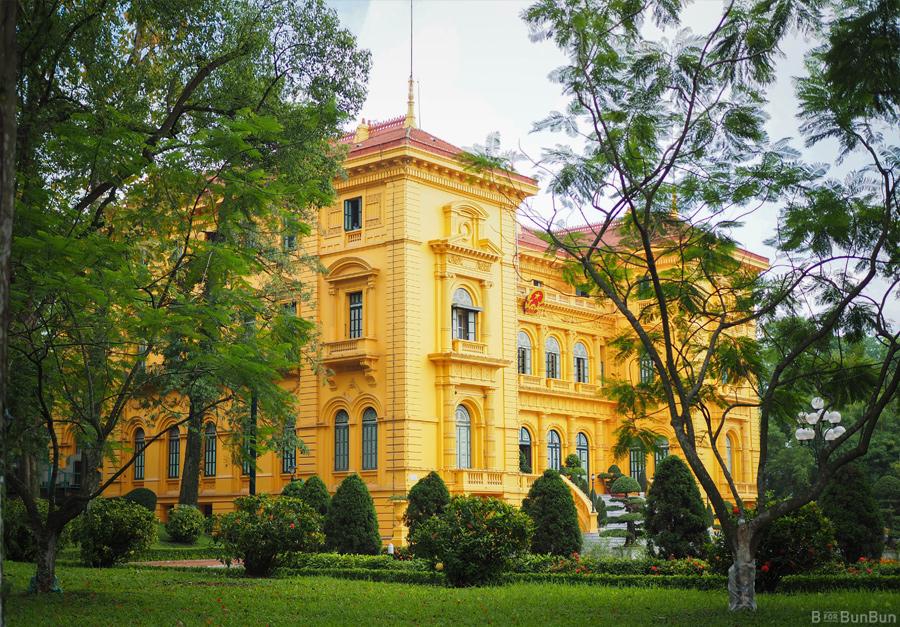 Hanoi-City-Tour-Ho-Chi-Minh-Mausoleum_9