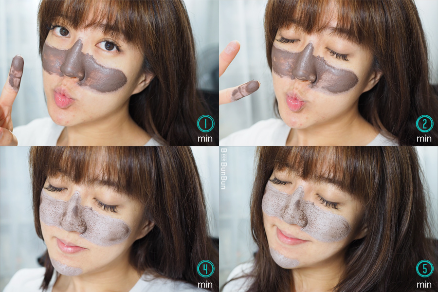 Tsururi-Pore-Cleansing-Point-Clay-Pack-Nose-Review_before-after