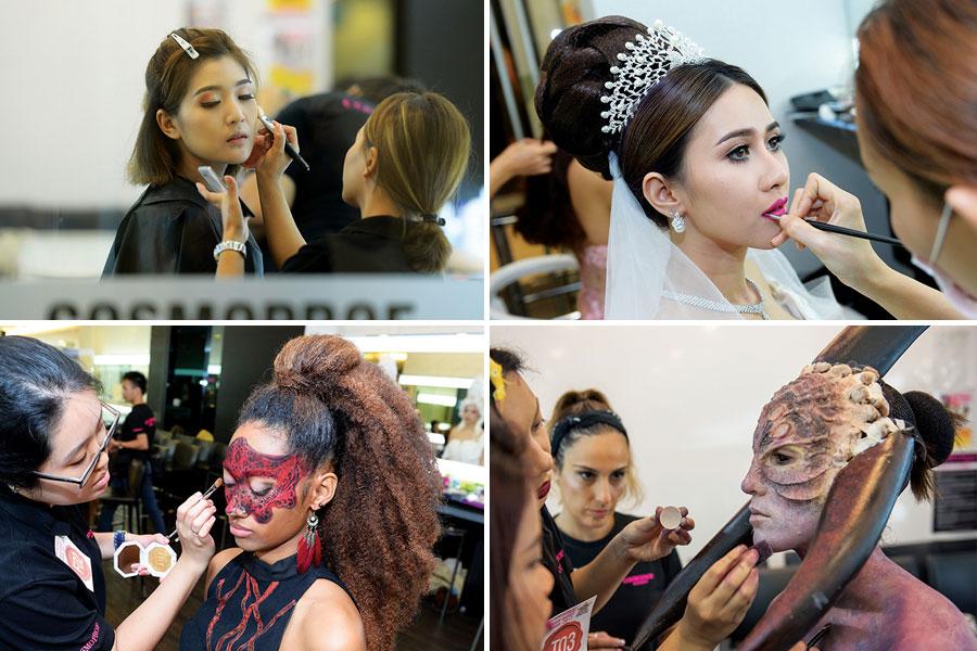 Cosmoprof-Academy-Makeup-Artist-Award-Show_behind-the-scenes