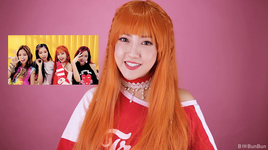 Blackpink-Lisa-As-If-It's-Your-Last-Makeup-Costume-Transformation_4