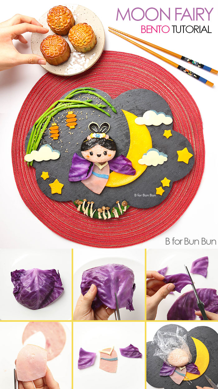 Legend-of-Chang'e-Goddess-of-the-Moon-Mid-Autumn-Festival-Bento_tutorial_3